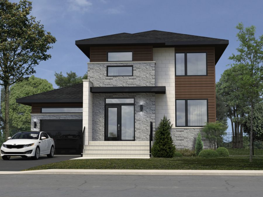 Service de dessin de maison et bâtiment en 3 dimensions SB ...